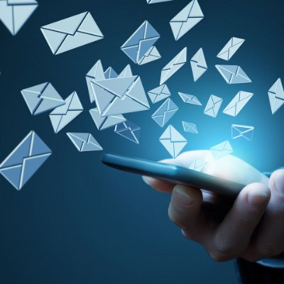 Email management services available from Scullywag Services