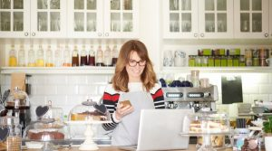 Small businesses can benefit greatly from a website and social media